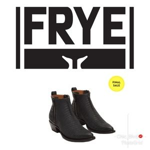 🆕️ Frye Sacha Moto Shortie Ankle Boot